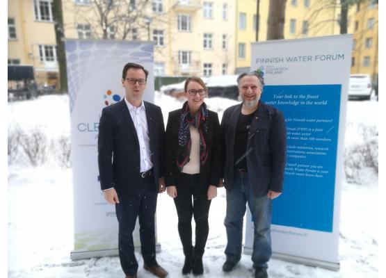 Suomen vesifoorumi, Finnish Water Forum