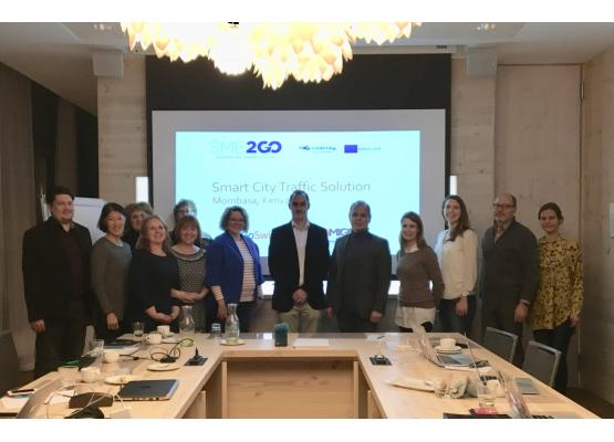 SME2GO project meeting
