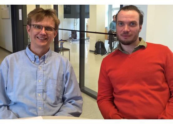 Archipelago Entrepreneurs, Mikael Granqvist and Tommy Friman, April 2017
